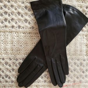 NWT💞VINTAGE SACHA  FRENCH LEATHER GLOVES 💞